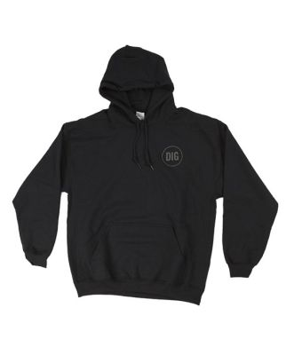 Sweater DIG Circle Hooded