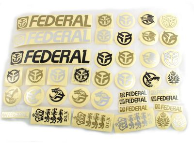 Stickerset Federal