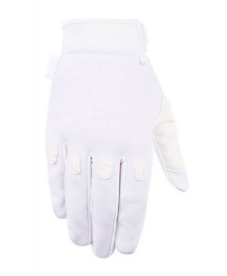 Gloves Fist Whiteout