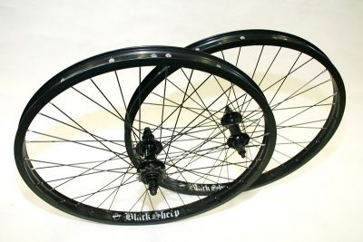 Wheel-Set Alienation 24""