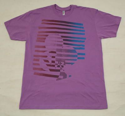 T-Shirt V-Club Striped